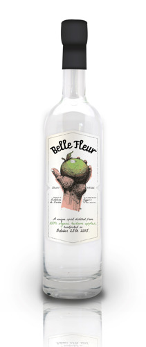 Belle Fleur : la nouvelle eau-de-vie de la Distillerie de Biercée !