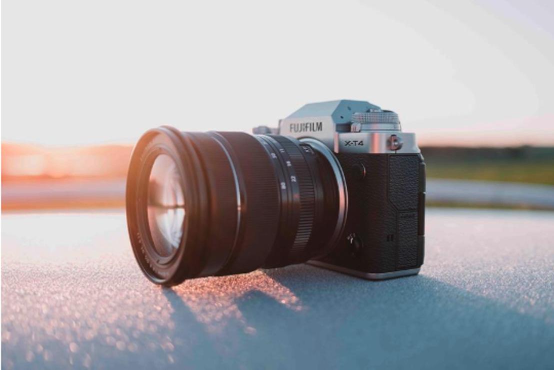 FUJIFILM présente la caméra système ultime, avec IBIS !