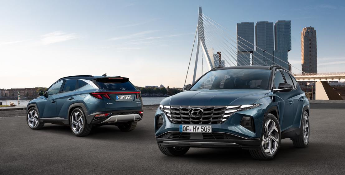 Hyundai donne plus de détails sur la technologie d'éclairage caché de la signature lumineuse du All-New Tucson