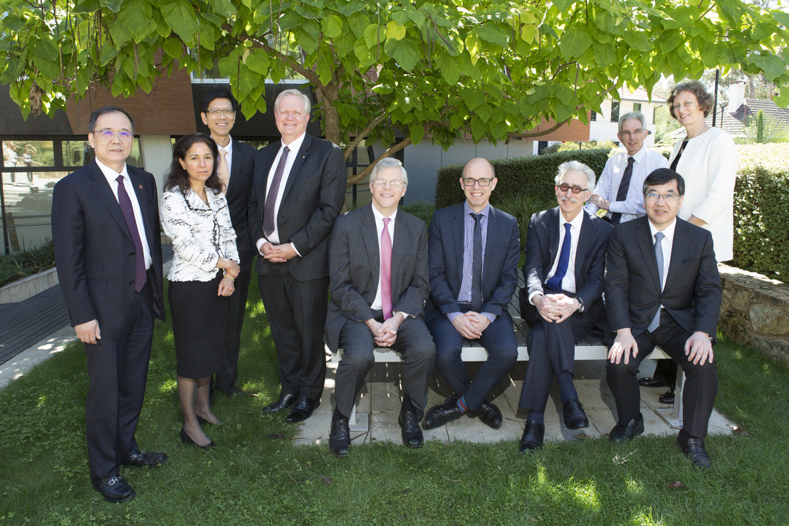 ANU hosts global university leaders