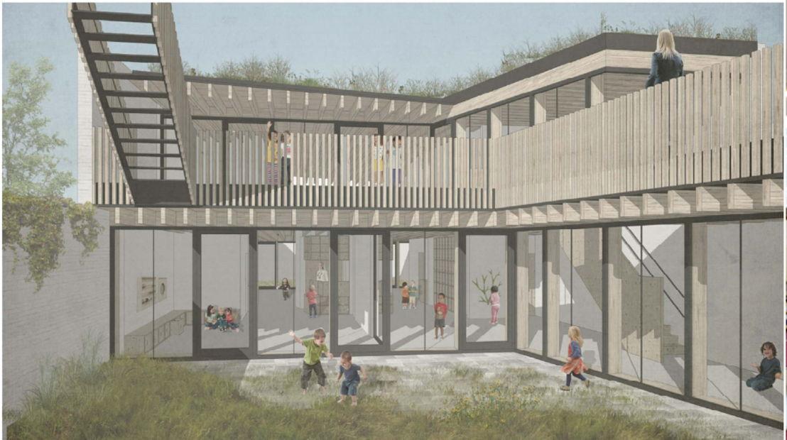 Plannen nieuwbouw Elmer-Noord