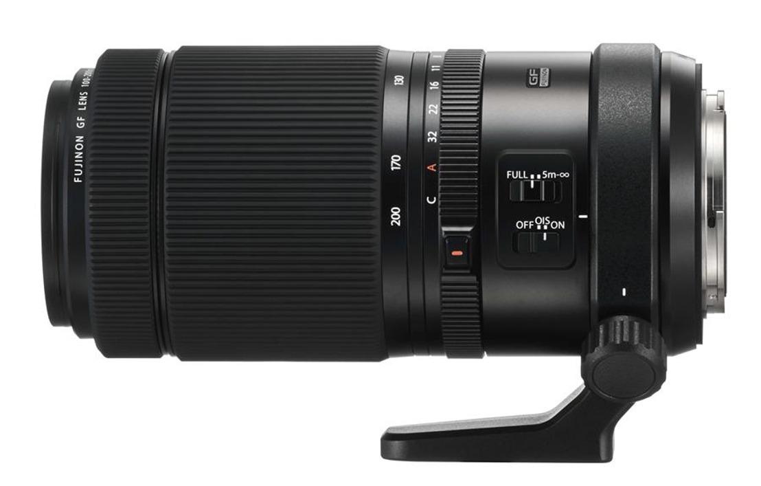 Maak kennis met de nieuwe FUJINON GF lens 100-200mm