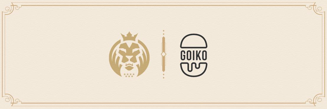 MAD LIONS Y GOIKO ANUNCIAN ACUERDO