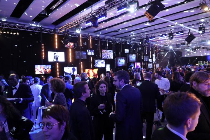 VO Event viert 5 jaar samenwerking met 'Les Magritte du Cinéma'