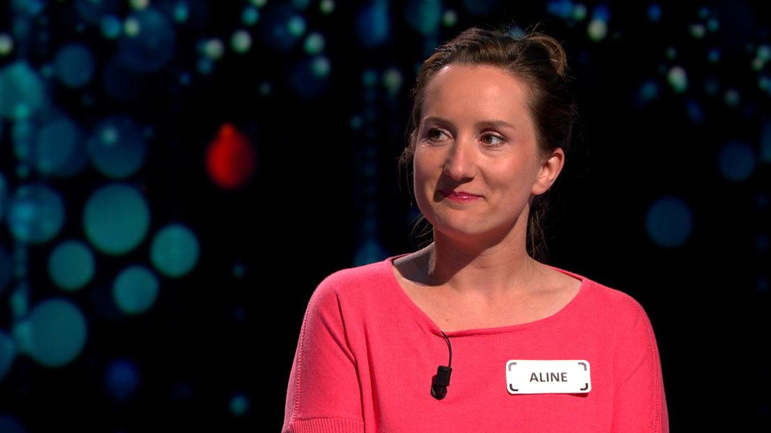 Aline Heyninck (uit Melsele)