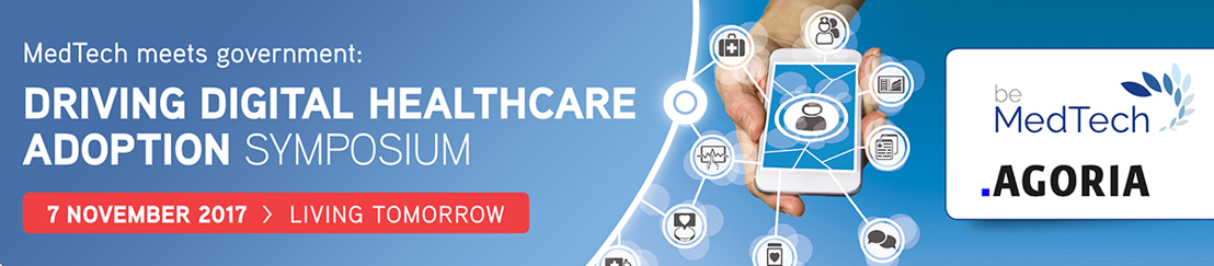 Persuitnodiging: 'Driving Digital Healthcare Adoption - MedTech meets Government'