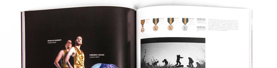 BBDO eert de adverteerders in CCB Award Book 2014