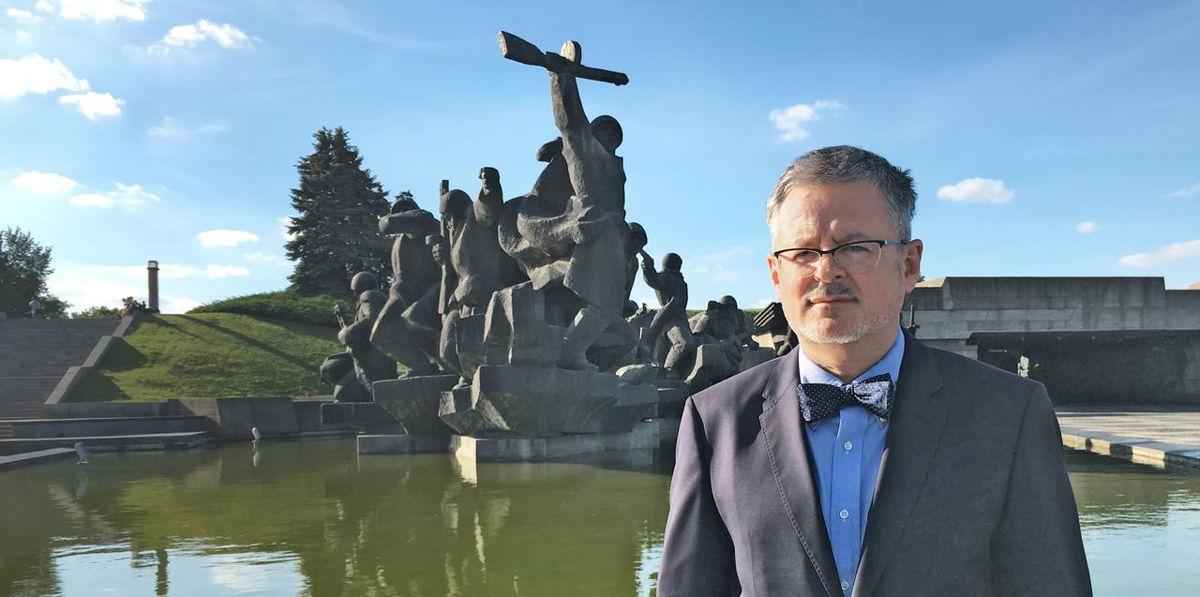 Christophe Clark in Kiev