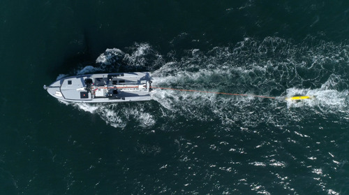 """Thales to deliver the world's first fully integrated unmanned mine countermeasures system for the Royal Navy and French """"Marine Nationale""""."""