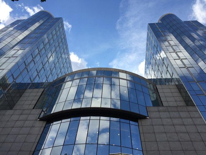 Preview: ION va développer avec Leasinvest un immeuble de bureaux ultra-moderne au cœur du quartier européen de Bruxelles