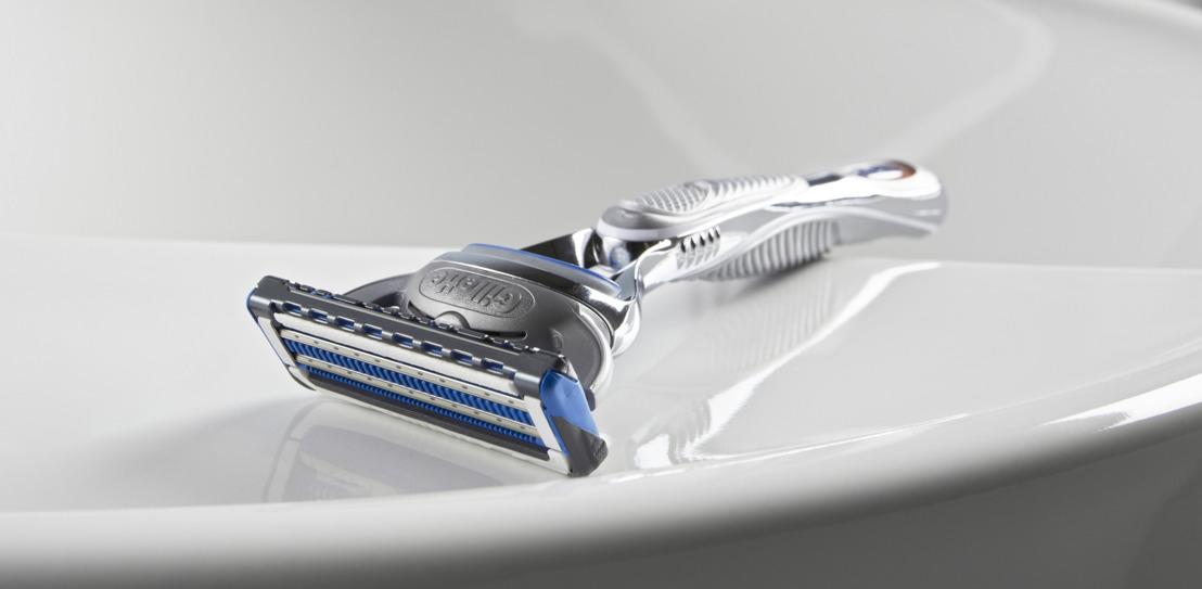 De grootste Gillette-innovatie in de afgelopen 15 jaar: Gillette SkinGuard