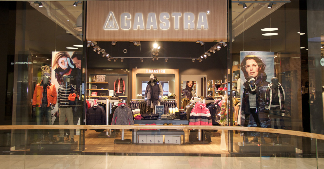 Gaastra opent nieuwe flagship store in Scandinavië