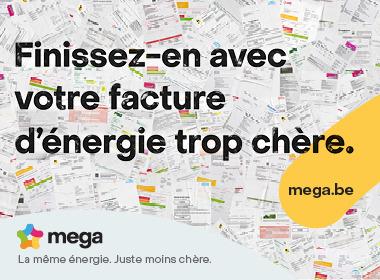 Avec la première campagne de Mega et DDB, des consommateurs en colère récupèrent leur énergie trop chère.