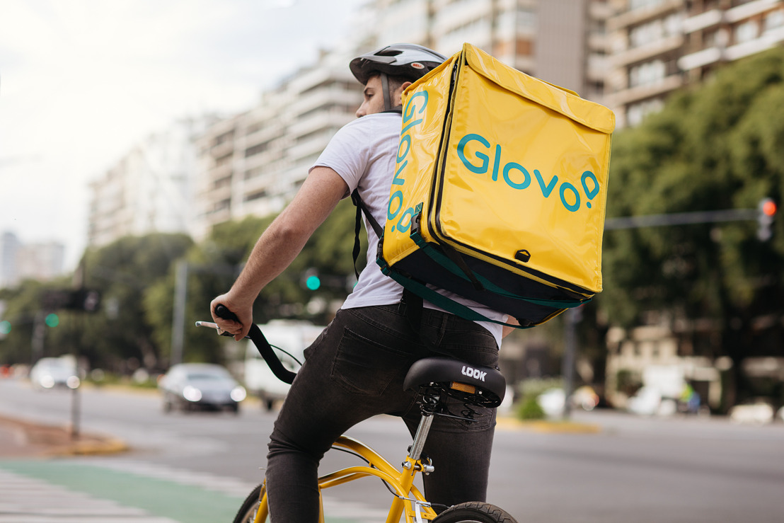 Glovo – приложението, от което може да поръчате всичко, вече е в България