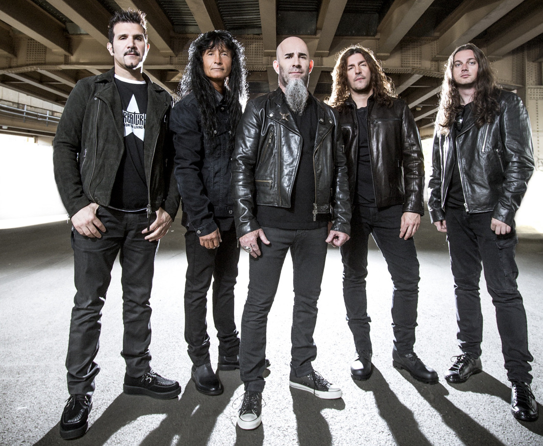 WATCH THIS: Sweetwater Studios Releases Exclusive Behind-The-Scenes Video with Thrash Metal Titans Anthrax