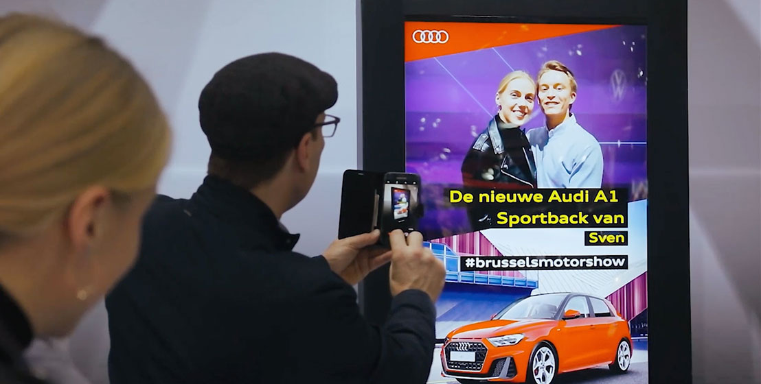 Prophets launches epic activation for Audi A1 Sportback.