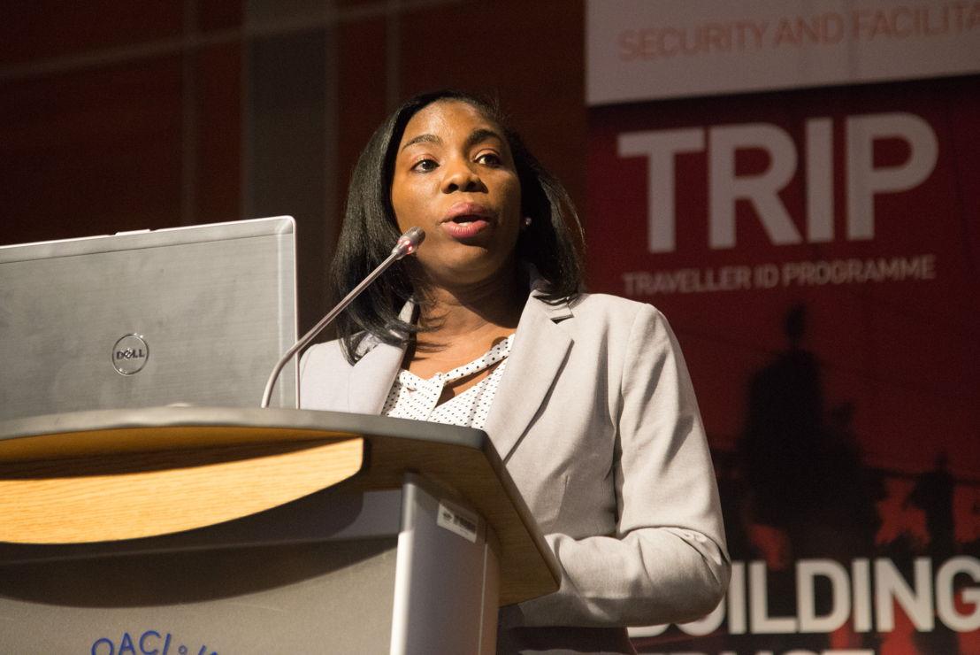OECS Tourism Specialist, Dr. Lorraine Nicholas