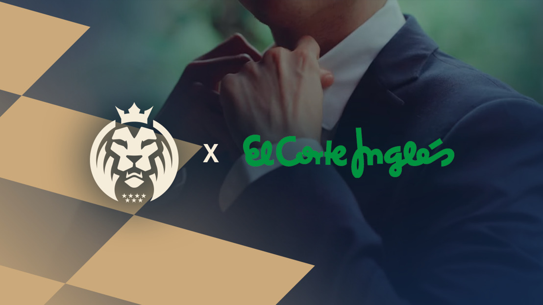 MAD LIONS AND EL CORTE INGLÉS SIGN PARTNERSHIP AGREEMENT TO OUTFIT PLAYERS AND COACHING STAFF