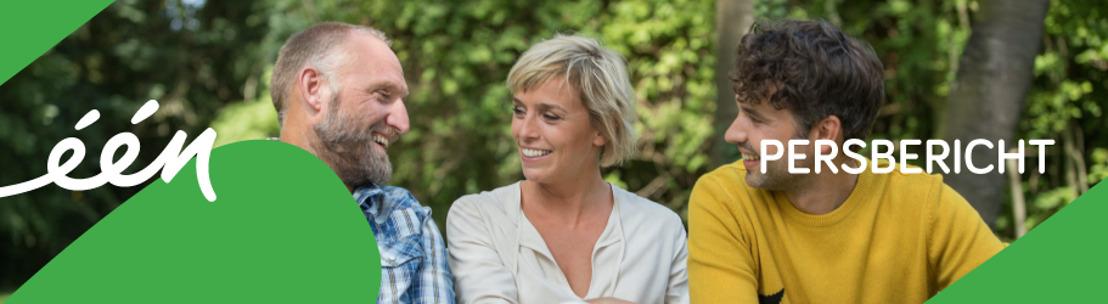 Britt Van Marsenille en Jan Van Looveren op survival met de para's van Marche-les-Dames