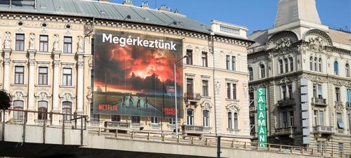 Sziasztok! Megérkezett, és mostantól igazán magyar a Netflix!