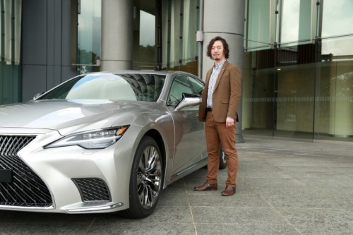 "LEXUS DESIGNER KEITAROU HINOUE TALKS INSPIRATION AND JAPAN'S ""AISHA"" CAR-LOVE"