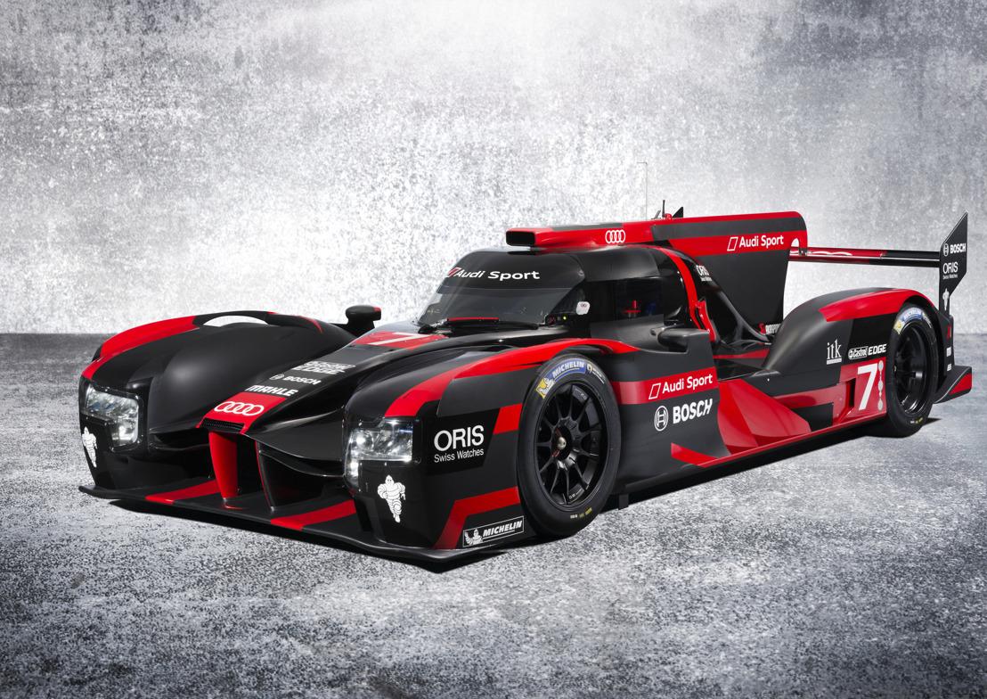 Plus puissante et plus efficace que jamais en termes de gestion de l'énergie : l'Audi R18