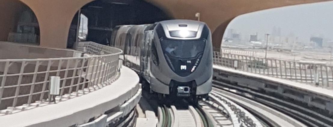 Le métro de Doha améliore la mobilité urbaine grâce à Thales