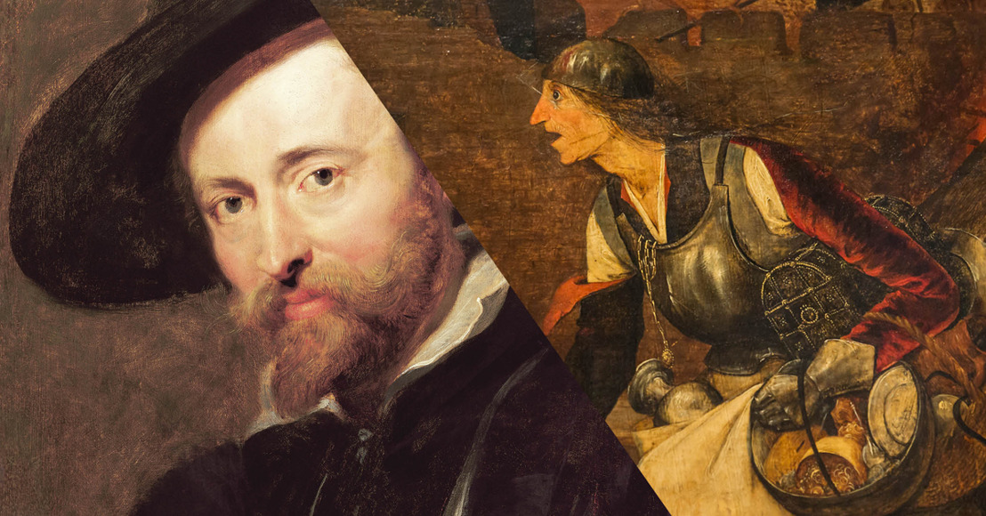 Rubens's Self-Portrait and Bruegel's Dulle Griet head off for restoration