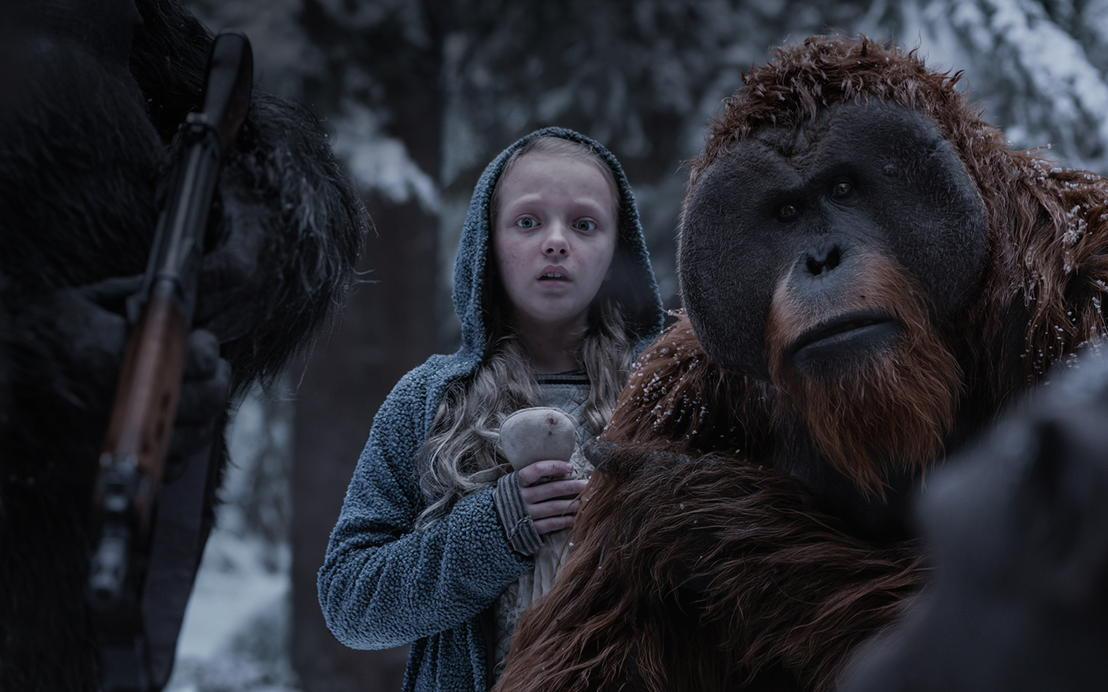 War for the Planet for the Apes
