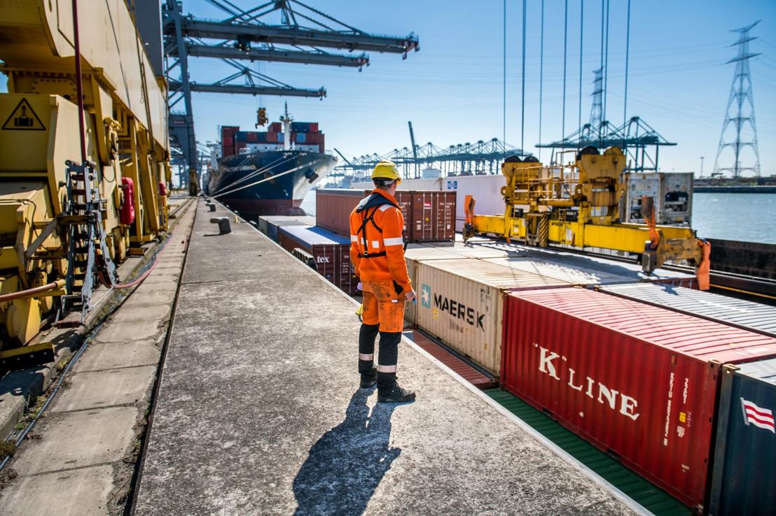 Coronavirus - Taskforce Haven van Antwerpen werkt aan havenbrede testaanpak