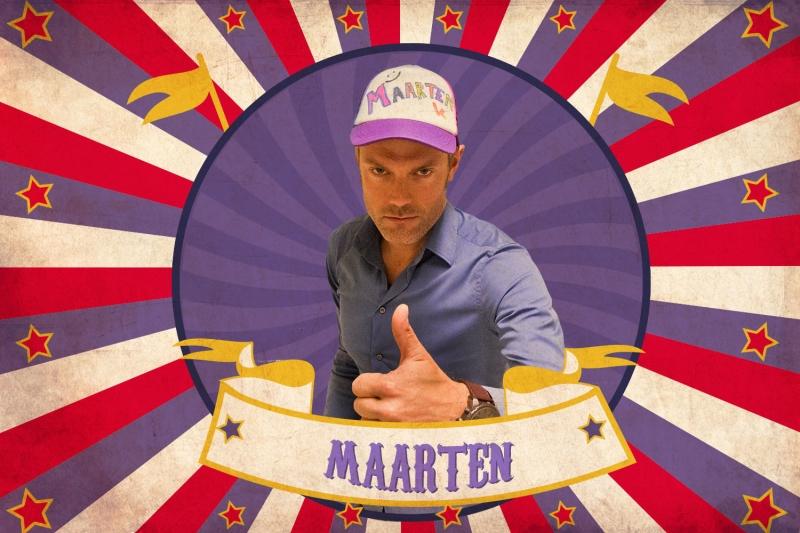 Maarten Vangramberen - (c) VRT