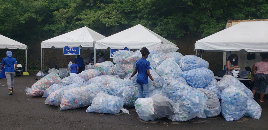 RePLAST-OECS Pilot Projects Completes Phase 1 With Key Targets in the Bag