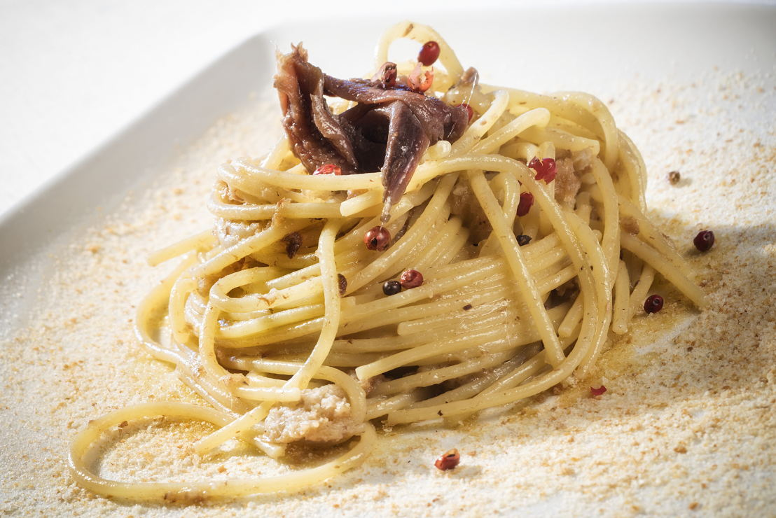 Spaghetti ammuddicati (SICILIA) 2