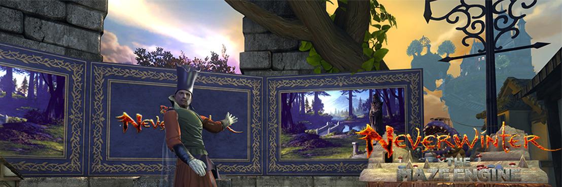Portobello DaVinci Unveils Marvelous Game in Neverwinter