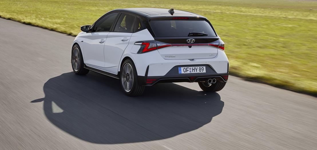 Hyundai lancia la dinamica All-New i20 N Line
