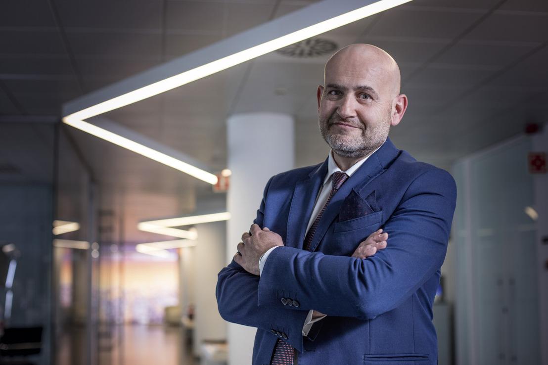 Christian Stein, de nieuwe algemene directeur communicatie bij SEAT en institutionele relaties van SEAT en de Volkswagen-groep in Spanje