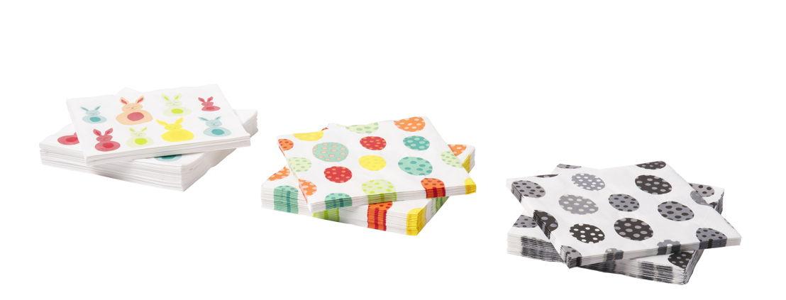 IKEA KACKLING_paper napkin_1,50