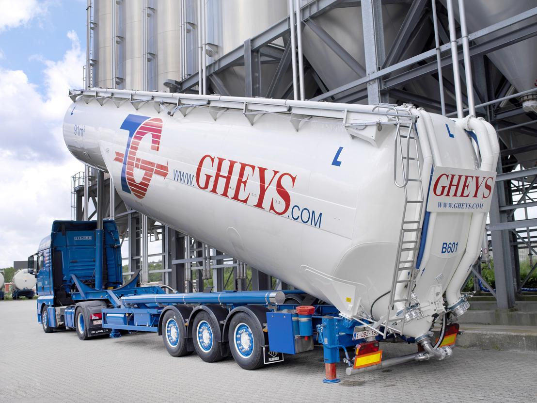 Transport Gheys en DKV: partners van het eerste uur
