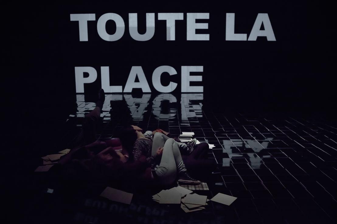 PLACE - Adina Secretan - picture: Sylvain Chabloz