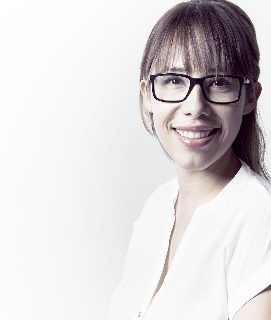 Raquel Macías, directora de comunicaciones