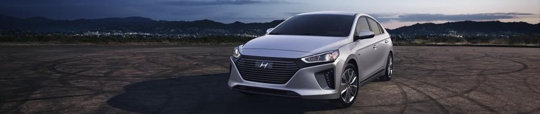 Presskit Hyundai Ioniq