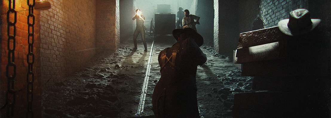 New map and live event coming soon for Hunt: Showdown