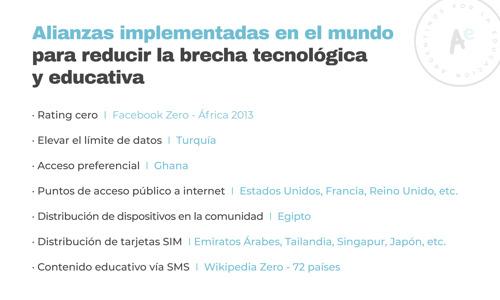 Covid-19: políticas para reducir rápido la brecha digital educativa