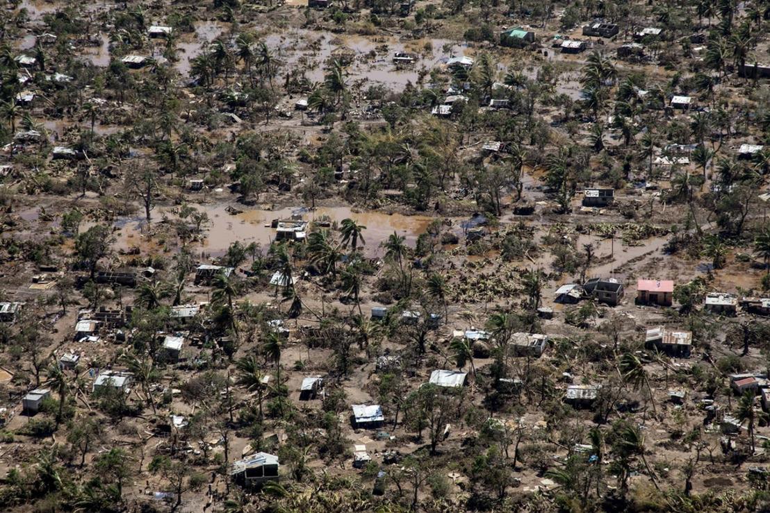 Una respuesta a gran escala ante la magnitud de las inundaciones en Mozambique por el Ciclón Idai