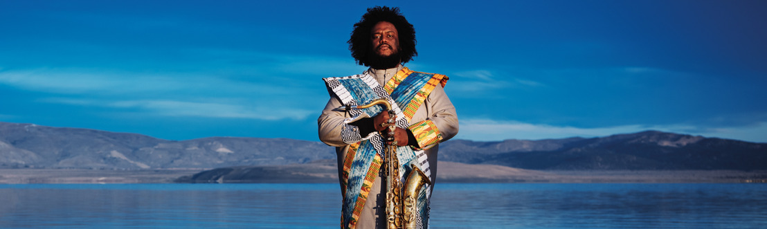 "Kamasi Washington's new album ""Heaven & Earth"" out on 22nd June"
