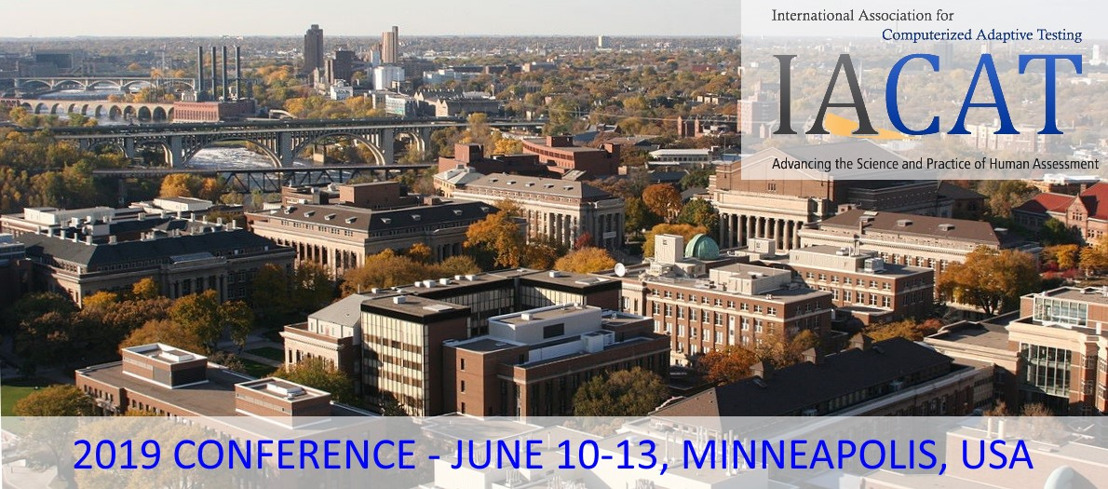Item Response Theory and Artificial Intelligence: Leading Experts at the International IACAT Conference June 10-13 Discuss How Adaptive Assessments Improve Testing