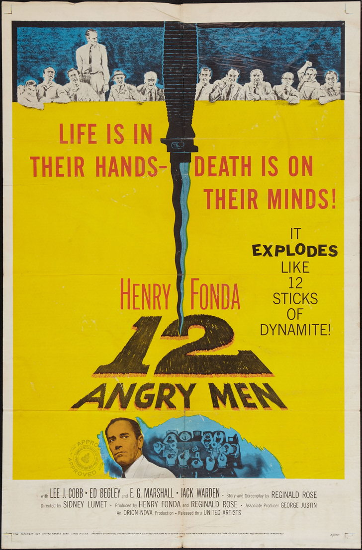 Affiche 12 Angry Men