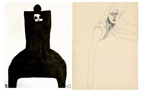 Schönfeld Rivoli presenteert een tentoonstelling met werk van Christina Zimpel en Tina Berning