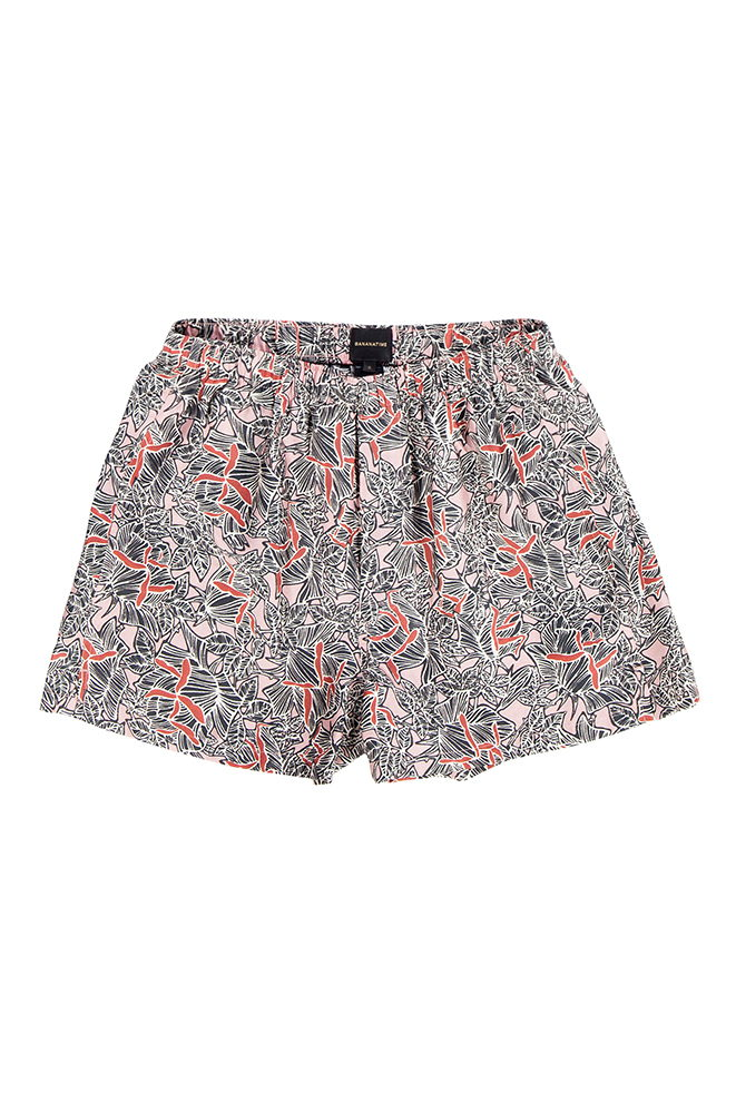 GR13 - Bananatime - rose shadows short - 120 euro