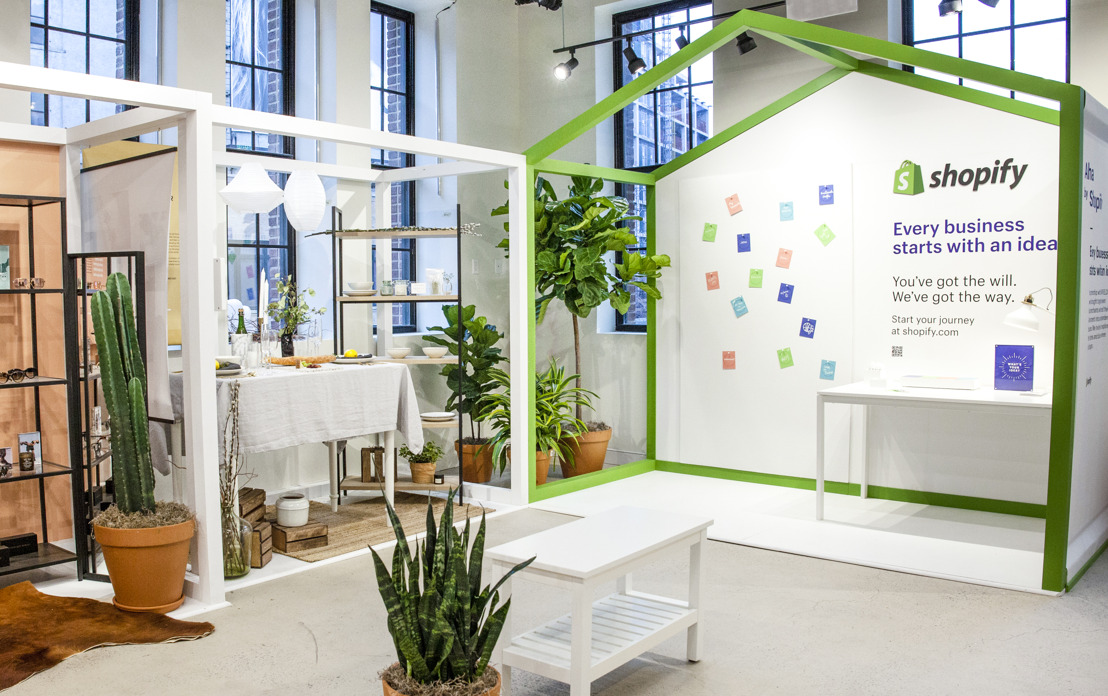 Shopify Powers Innovative Retail Experience for Direct-to-Consumer Brands at SHOWFIELDS NYC